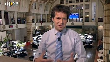 RTL Z Nieuws 17:30 Dood Osama bin Laden alleen psychologisch effect markten