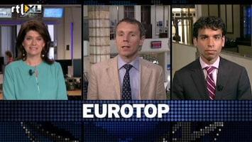 RTL Nieuws 'Er moeten stappen gemaakt worden op eurotop'