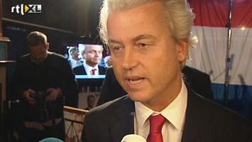 RTL Nieuws Verliezende partijen likken hun wonden