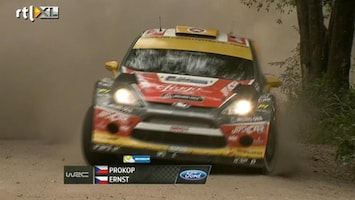 RTL GP: Rally Report In 't kort: WRC ronde 5: Argentinië
