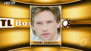 RTL Boulevard Ferri Somogyi breekt rib na baldadige actie