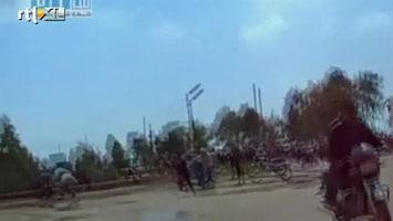 RTL Nieuws Amateurbeelden protesten Syrië opgedoken