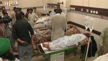 RTL Nieuws Hulpverlening beving Pakistan komt op gang