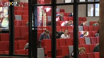 RTL Nieuws Steeds meer schulden voor studenten