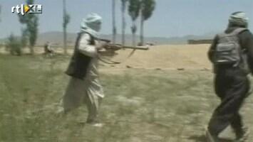 RTL Nieuws 'Amerikanen praten met taliban'