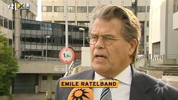 RTL Boulevard Pro forma zitting Emile Ratelband