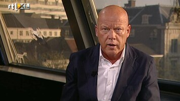 RTL Nieuws 'Op den duur moet er toch bezuinigd worden'