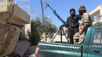 RTL Nieuws Syrische rebellen vragen Nederland voor vredesmacht