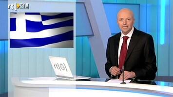 RTL Z Nieuws Gaat Griekenland zijn schulden niet meer terugbetalen