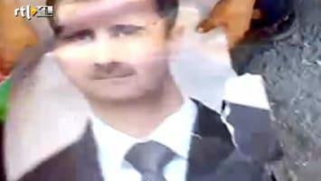 RTL Z Nieuws Syrië schiet weer op eigen bevolking