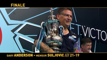 World Matchplay 2018 - dag 9 Finale
