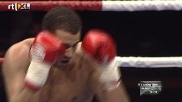 RTL Nieuws Opnieuw aangifte tegen kickbokser Badr Hari
