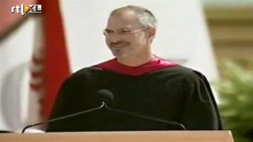 RTL Boulevard Steve Jobs Stanford Speech
