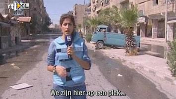 RTL Nieuws Weer bloedbad in Syrië