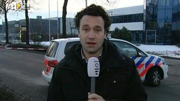 RTL Nieuws Brute overval op gelddepot Brink's