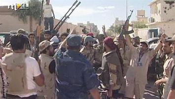 RTL Nieuws Libische overgangsraad: 'Great moment'