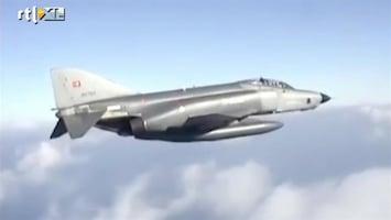 RTL Nieuws Navo veroordeelt neerhalen Turks vliegtuig