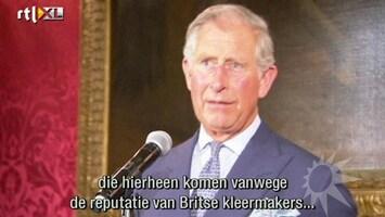 RTL Boulevard Prins Charles opent eerste fashionweek