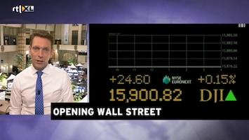 Rtl Z Opening Wall Street - Afl. 227