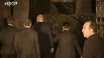 RTL Nieuws Griekse premier Papandreaou treedt af