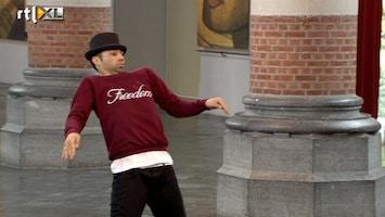 So You Think You Can Dance Weet Abdel de jury nogmaals in te pakken?