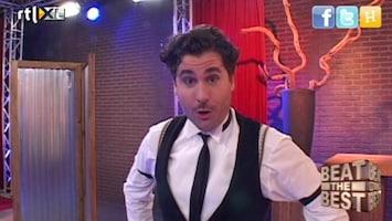 Beat The Best - Backstage Met Morschi Franz