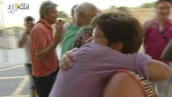 RTL Nieuws Familie dolblij na redding Mary-Anne