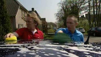 Gek Op Wielen Bavo poetst je auto