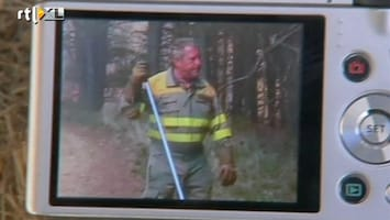 RTL Nieuws Brandweerman komt om bij bosbrand