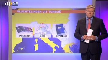RTL Nieuws Europa worstelt met vluchtelingen Tunesië