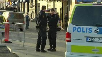 RTL Nieuws Dode bij schietpartij in woning Zweedse premier