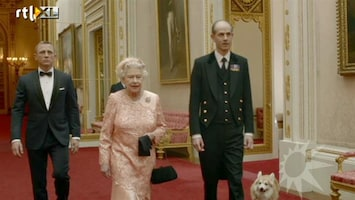 RTL Boulevard Body Double koningin Elizabeth