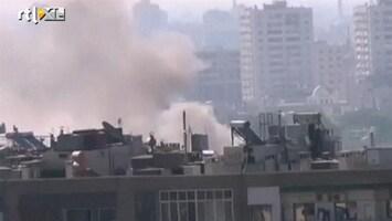 RTL Nieuws Leger Syrië rukt op naar Aleppo