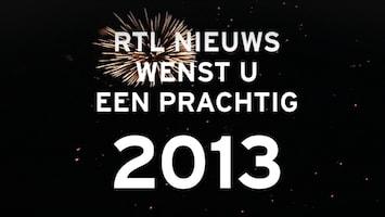 RTL Nieuws Het nieuwsjaar 2012