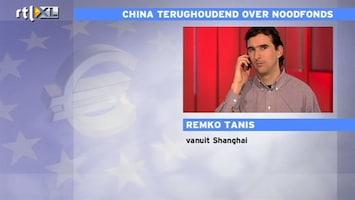 RTL Nieuws China stapt (nog) niet in noodfonds