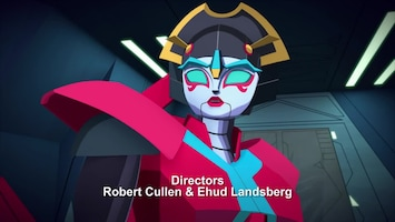 Transformers Cyberverse - Afl. 9