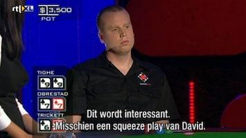 Rtl Poker: European Poker Tour - Uitzending van 20-12-2010