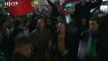 RTL Nieuws Palestijns feestje na erkenning in VN