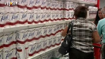 RTL Nieuws Je billen vegen met militair toiletpapier