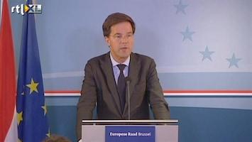 RTL Nieuws 'Akkoord goed voor onze welvaart, banen en toekomst'