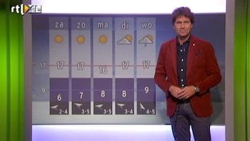 RTL Weer Buienradar Update 27 september 2013 16:00 uur