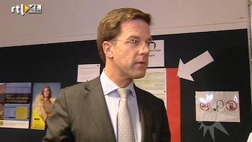 RTL Boulevard Mark Rutte krijgt liefdesbrieven voor Mark Rutte