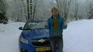 Gek Op Wielen Chevrolet Cruze