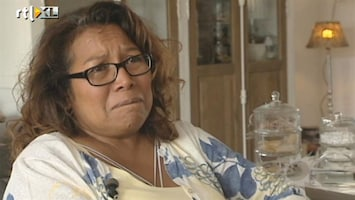 RTL Boulevard Justine Pelmelay stuk van verdriet