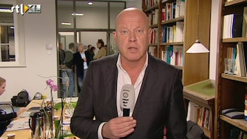 RTL Nieuws VVD-fractie al vier uur bijeen