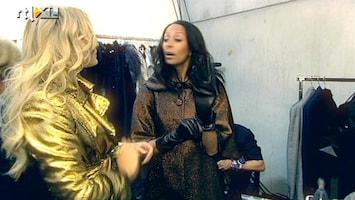 Modemeisjes Met Een Missie Ruzie om een gouden jas