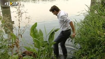 Editie NL Onderzoek Tanja Groen valt in 't water