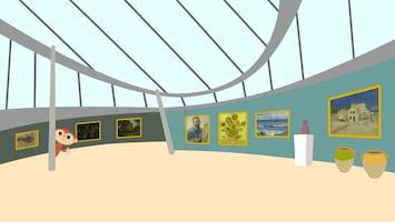 Storyzoo Op Avontuur In Het Van Gogh Museum - Vormen