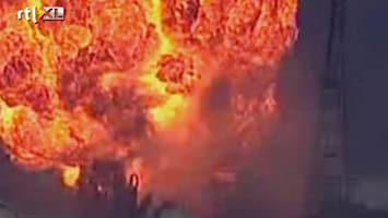 RTL Nieuws Grote ontploffing bij fabriek in Japan