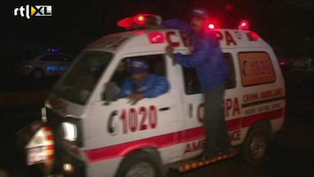 RTL Nieuws Veel doden na bloedig etmaal Pakistan